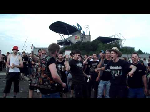 böhse onkelz - Der nette Mann Live bei Rock am Ring 2011