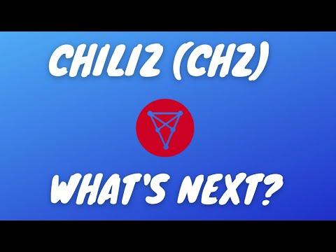 CHILIZ (CHZ) ANALYSIS AND PRICE PREDICTIONS! - CHILIZ FORECAST UPDATE
