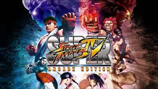 Street Fighter IV-training stage music/Street Fighter X Tekken-training stage music