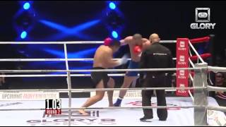 GLORY 8 Tokyo: Jerome Le Banner vs Koichi (Full Video)