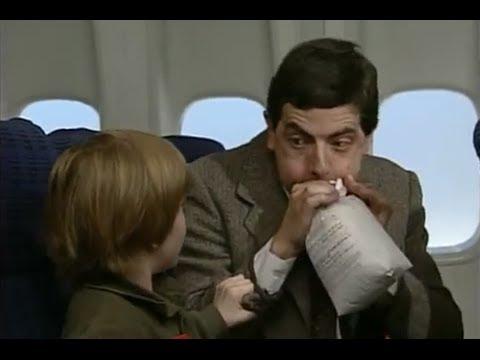 Mr Bean - Im Flugzeug