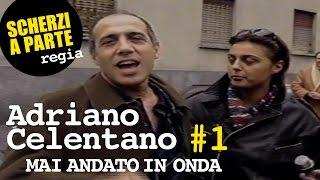 Adriano Celentano: Scherzi a parte mai andato in onda (1)