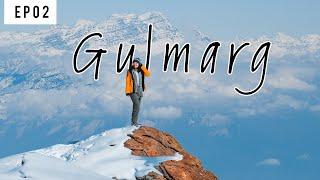 Gulmarg, Kashmir during snowfall! Jannat in India | #WeekendTrips from Delhi w/ Tanya Khanijow