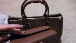 New Purse! Henri Bendel West 57th Carryall and Wallet 2014 Thumbnail