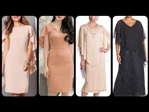double-frill-sheet-bodycon-dresses-styles-and-office-wear-outfit-ideas-for-women-and-girls