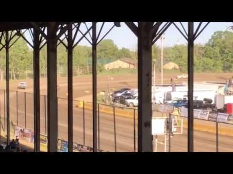 7W Purestock Feature 6-3-17 Viking Speedway Part 2