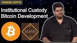 Interview: Bryan Bishop CTO Avanti Bank - Bitcoin Dev & Scalability - BTC Vault - Crypto Regulations