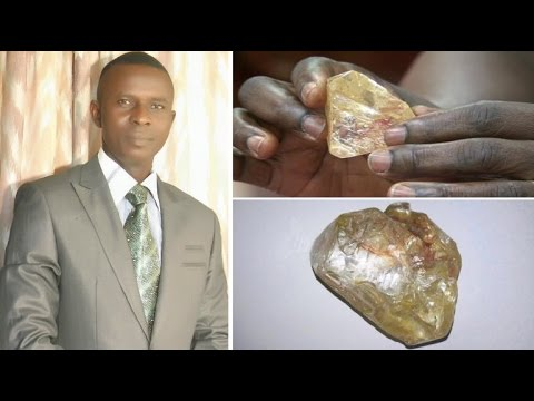 Sierra Leone Pastor finds 706 Carat Diamond which could be the 10th Largest EVER