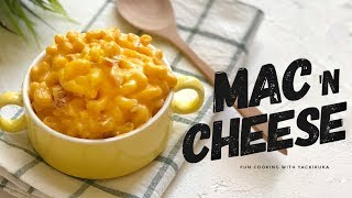 MACARONI N CHEESE