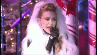 Kylie Minogue - Santa Baby (Christmas in Rockefeller Center NYC 11-30-10)