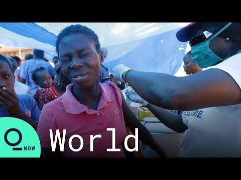 Haiti, A Country With One Of The Lowest Rates Of CV-19 Eagerly Line Up for VAXX