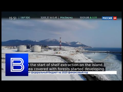 Sakhalin Experiencing Veritable BOOM From New LNG Projects Being Developed Offshore