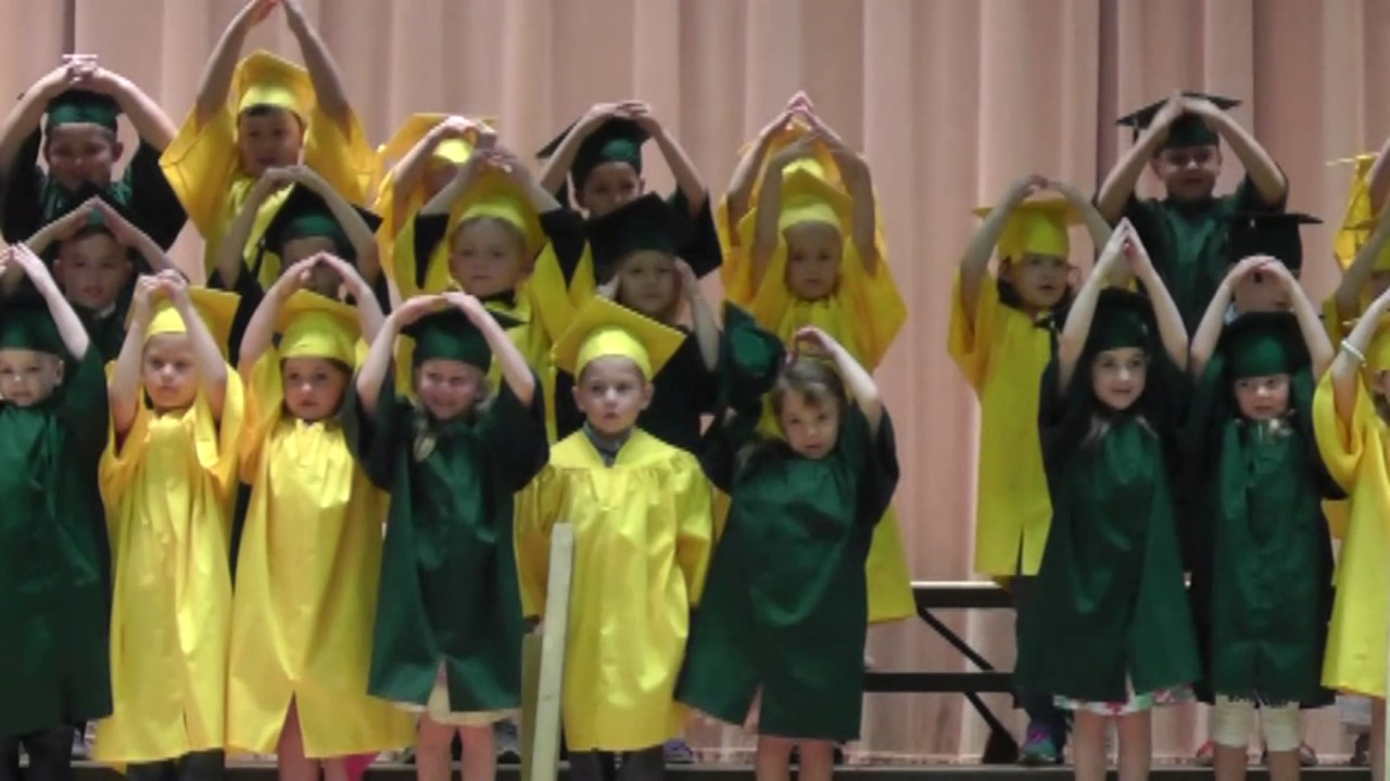 NAC Kindergarten Graduation  6-16-17