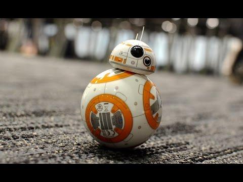 Обзор дроида Sphero BB8