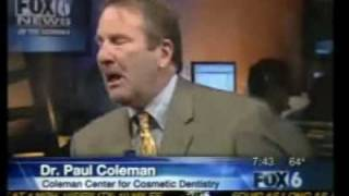 San Diego CA- FOX6 - Sedation Dentistry - Dr. Paul Coleman Thumbnail