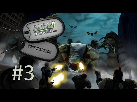 Прохождение Alien Shooter 2: Conscription - Миссия 7-9