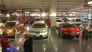 Nissan Urvan Test Drive and Dealership Opening in Cebu Special Feature