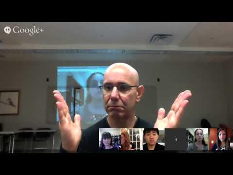 Teaching Violin & Viola: Google Hangout #2