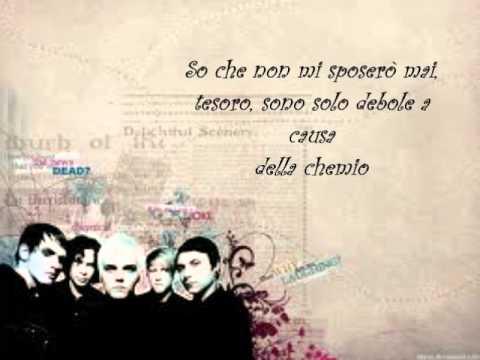 My Chemical Romance: Cancer -Traduzione Italiano-