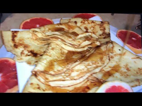 recette-crêpes-à-l'orange-un-délice-en-5-minutes-أسهل-كريب-البرتقال😋