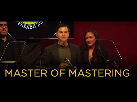 Master of Mastering Award - Pensado Awards 2016