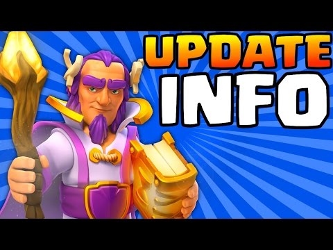 Clash of Clans March 2016 Update / Balance Changes!