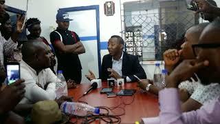 Gambar cover Sowore  Meets Online Journalists In  Calabar