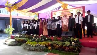 MARS SMK Bisa Kab. Cirebon - PADUAN SUARA SMKN 1 Kedawung (Good Voice of Golden Koor)