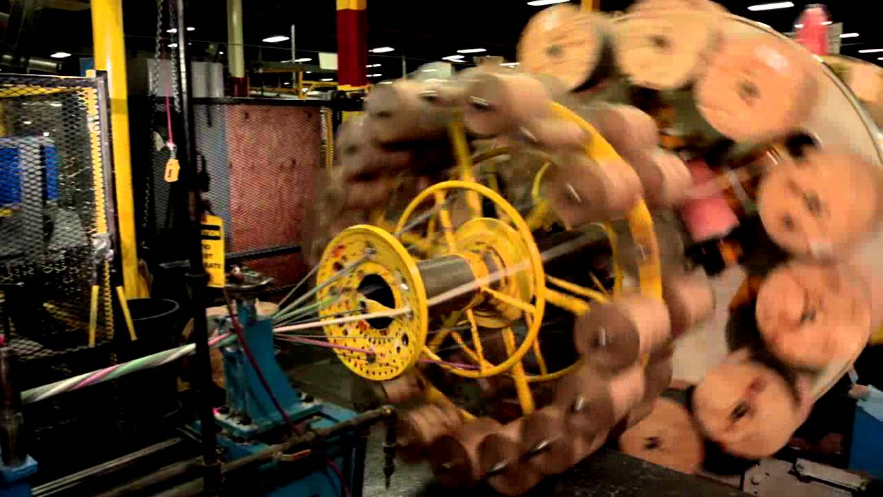 General Cable - How Wire & Cable is Made Video - YouTube