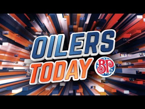 OILERS TODAY | Oilers @ Red Wings Pre-Game