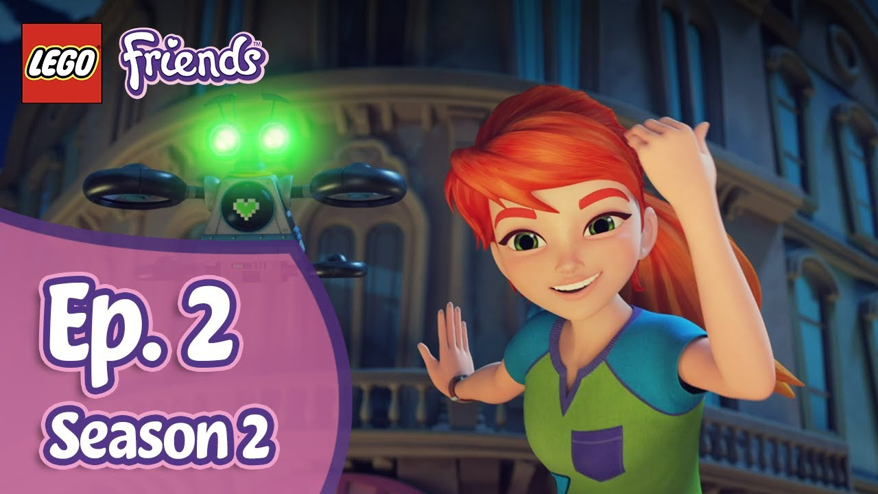 Download LEGO Friends 2019 Girls on a Mission - Lights Out - Season 2 Episode 2