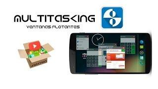 App recomendada || ¡¡Multitarea REAL en ventanas flotantes!! (En Español)