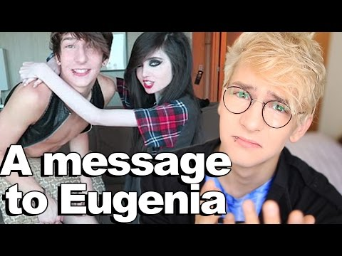 Eugenia Cooney, and Anorexia: A Message From A Friend
