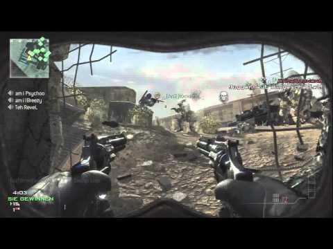 Let's Bash Together : Call of Duty Mw3 Infiziert |