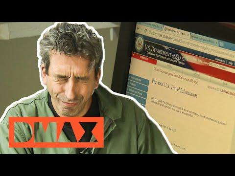 Michaels USA-Visum | Steel Buddies | #ThrowbackThursday | DMAX Deutschland