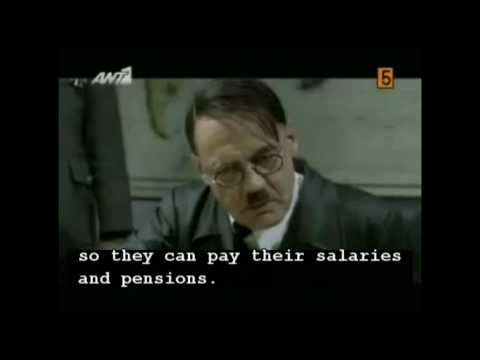 Hitler talks about Greece (Radio Arvila - Translated)