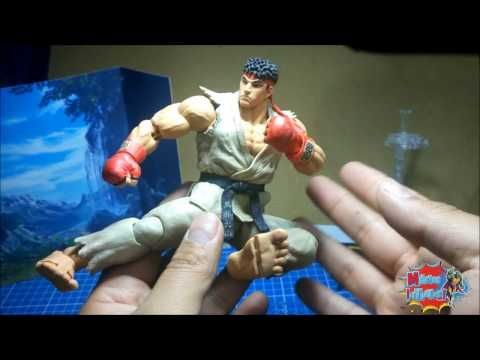 Magios Initiative-Review-Street Fighter V Ryu by Storm Collectibles. #graduado