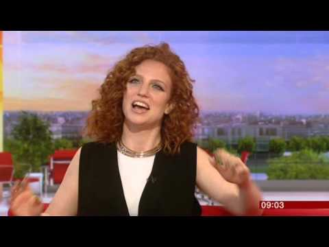 Jess Glynne I Cry When I Laugh BBC Breakfast 2015