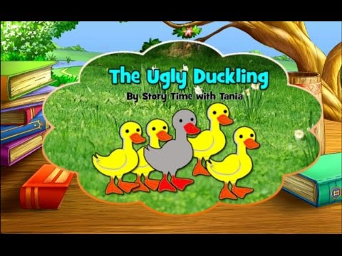The Ugly Duckling By Story time with Tania
