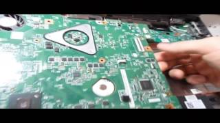 How to open/ Disassemble Dell Inspiron N5110 15R Laptop how to replace hard drive