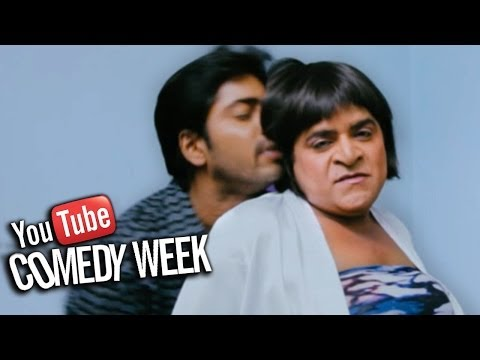 Comedy Week | Tha Tha Thamara Ali And Allari Naresh Comedy Scene