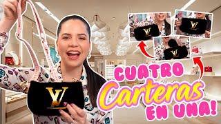 SUPER HAUL!! 👜 CARTERAS EN UNA LOUIS VUITTON  | Camila Guiribitey