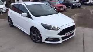 2015(15) Ford Focus ST-3 TDCI
