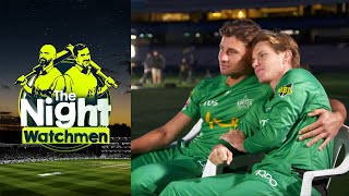 Marcus Stoinis and Adam Zampa chat bromances | The Night Watchmen