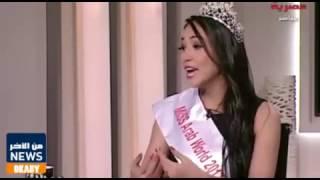 ملكة جمال مصر: «أنا بنت شبرا» .. فيديو