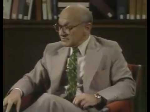 החופש לבחור- מילטון פרידמן. פרק 1: כוחו של השוק