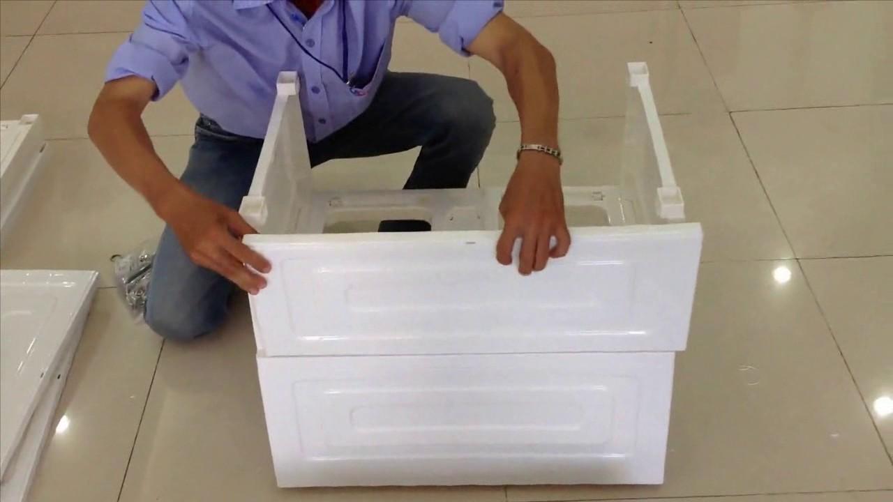 """NHỰA TÝ LIÊN – Cách lắp ráp tủ MELAMINE """"BABY M"""""""