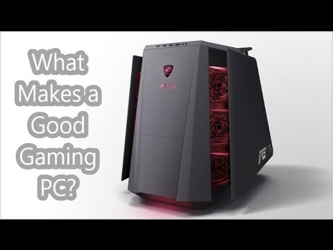 Gaming Guides: What Makes a Good Gaming PC? - YouTube