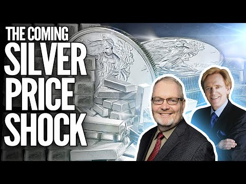 The Coming Silver Price Shock: Warnings Everywhere (Part 1) - Mike Maloney & Jeff Clark