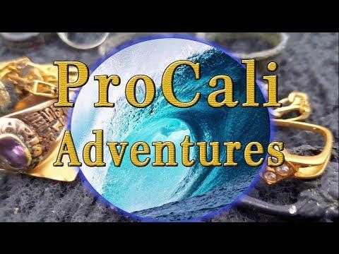 ProCali Adventures - canal del BUSCADOR de TESOROS y AVENTURERO de CORAZÓN !!!